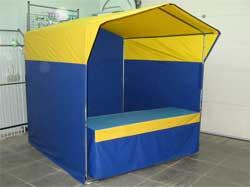 Палатка торговая усиленная (тент ВИК-ТР)