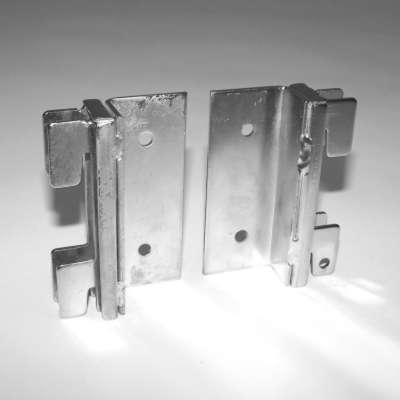 держатель панели съемный фиксируемый (левый+правый)