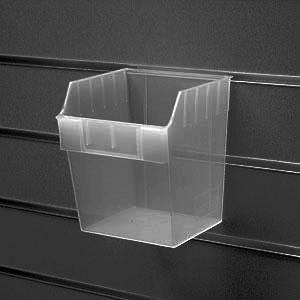 Короб для экономпанели 150х150х178мм с ценникодержателем